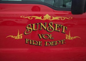 Sunset Fire Dept