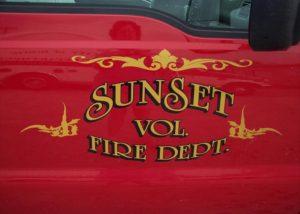 Sunset Fire Dept