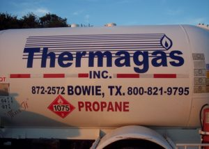 Thermagas Auto Graphic