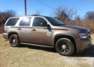 Montague County Constable Auto Graphic