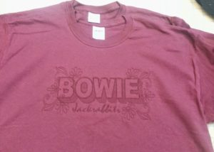 Bowie Jackrabbits Embriodery