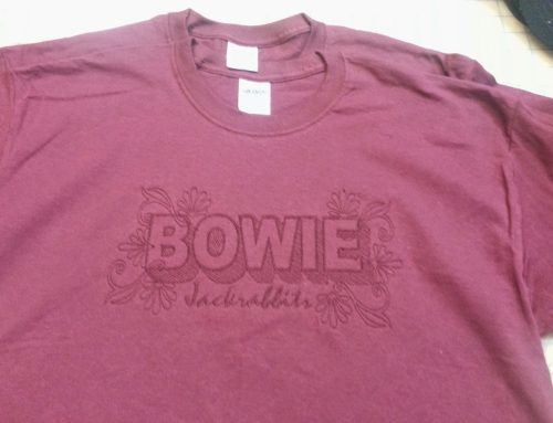 Bowie Jackrabbits Screen Printing