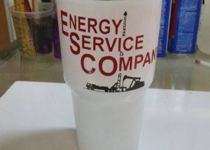 ESCO Energy Service Company Yeti Cup