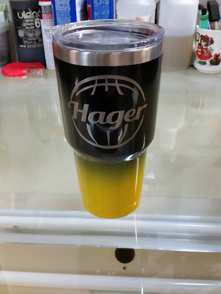 Hager Yeti Cup