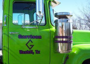 Garrison Truck