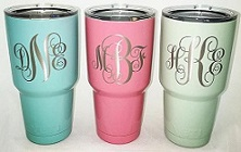 Order your custom Powder Coated Cup today!