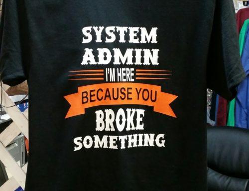 System Admin