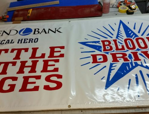Legend Bank Blood Drive