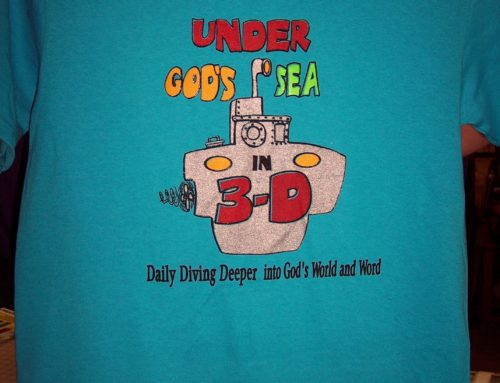 Under God's Sea